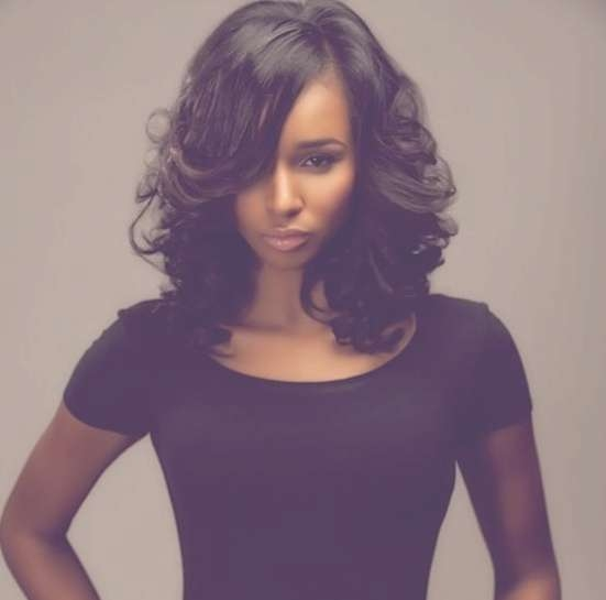 10 Best Bob Hairstyles For Black Women – Facehairstylist Regarding Long Bob Haircuts For Black Women (View 9 of 15)