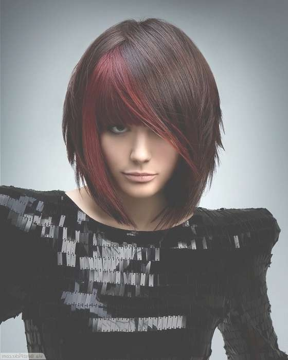 10 Best Medium Emo Hairstyles For Cool Girls In 2018 | Bestpickr With Regard To Emo Bob Haircuts (View 4 of 15)