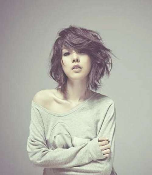 Featured Photo of Layered Bob Haircuts For Thick Wavy Hair