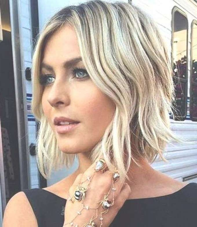 10 Chic Wavy Bob Haircuts – Crazyforus With Regard To Bob Haircuts For Blondes (View 15 of 15)