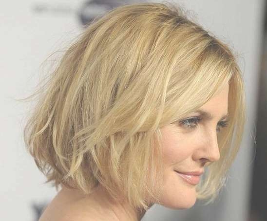 10 Easy, Short Hairstyles For Round Faces – Popular Haircuts Within Short Bob Haircuts For Round Faces (View 14 of 15)