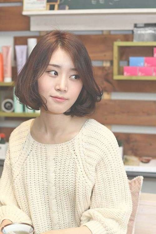 10+ Korean Bob Haircut | Bob Hairstyles 2017 – Short Hairstyles In Korean Bob Haircuts (View 3 of 15)