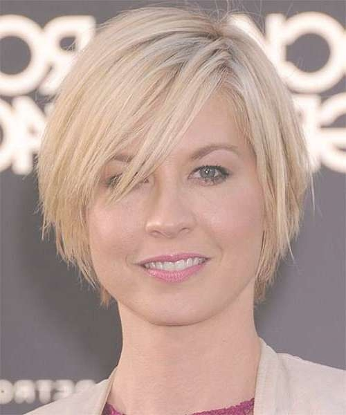 10 Layered Bob Haircuts For Round Faces | Bob Hairstyles 2017 Intended For Bob Haircuts On Round Face (View 11 of 15)