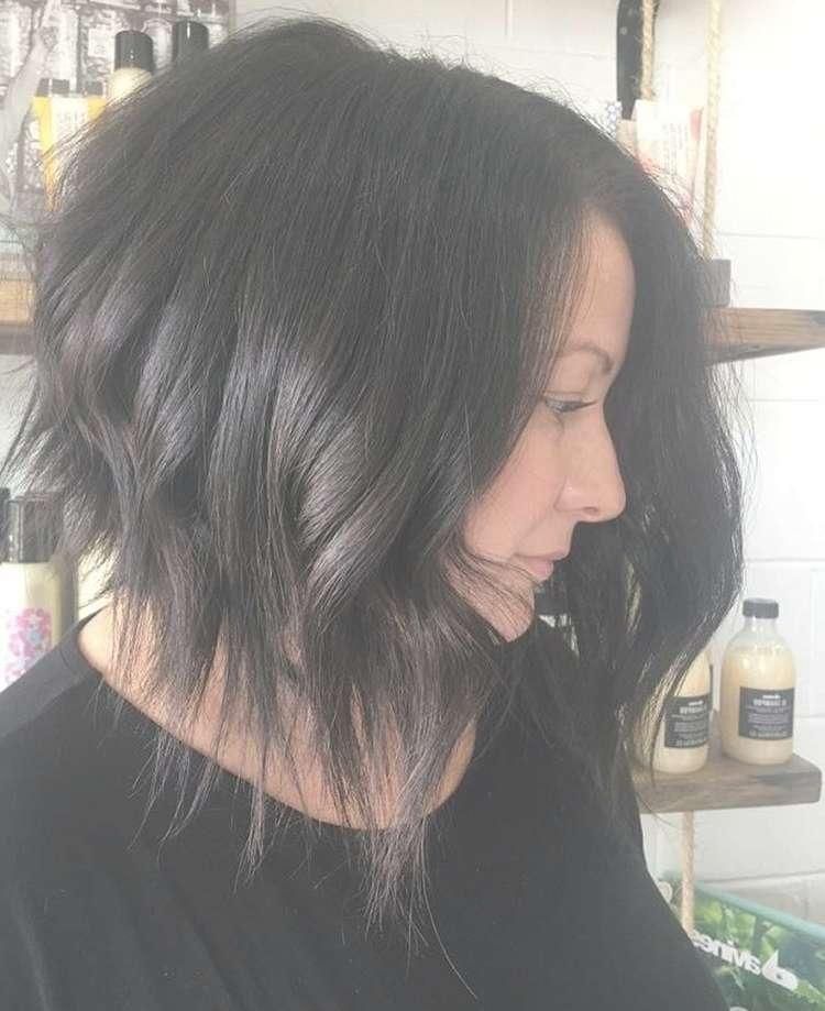 10 Lob Haircut Ideas – Edgy Cuts & Hot New Colors – Popular Haircuts With Edgy Long Bob Haircuts (View 2 of 15)