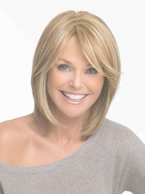 Short Bob Hairstyles With Side Swept Bangs Hairstyles