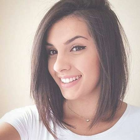 100 New Bob Hairstyles 2016 – 2017   Short Hairstyles 2016 – 2017 Intended For Cute Bob Hairstyles For Women (View 8 of 15)