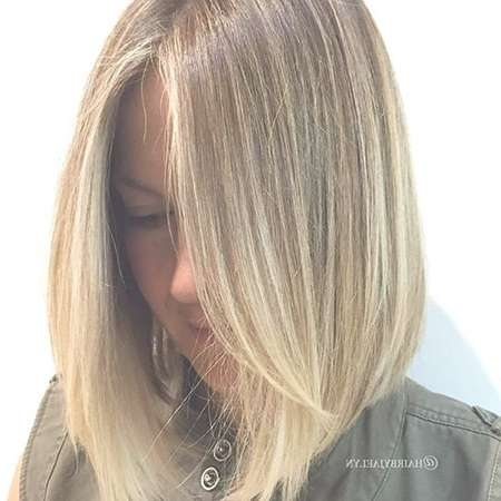 100 New Bob Hairstyles 2016 – 2017 | Short Hairstyles 2016 – 2017 Pertaining To Blonde Highlights For Bob Haircuts (View 14 of 15)