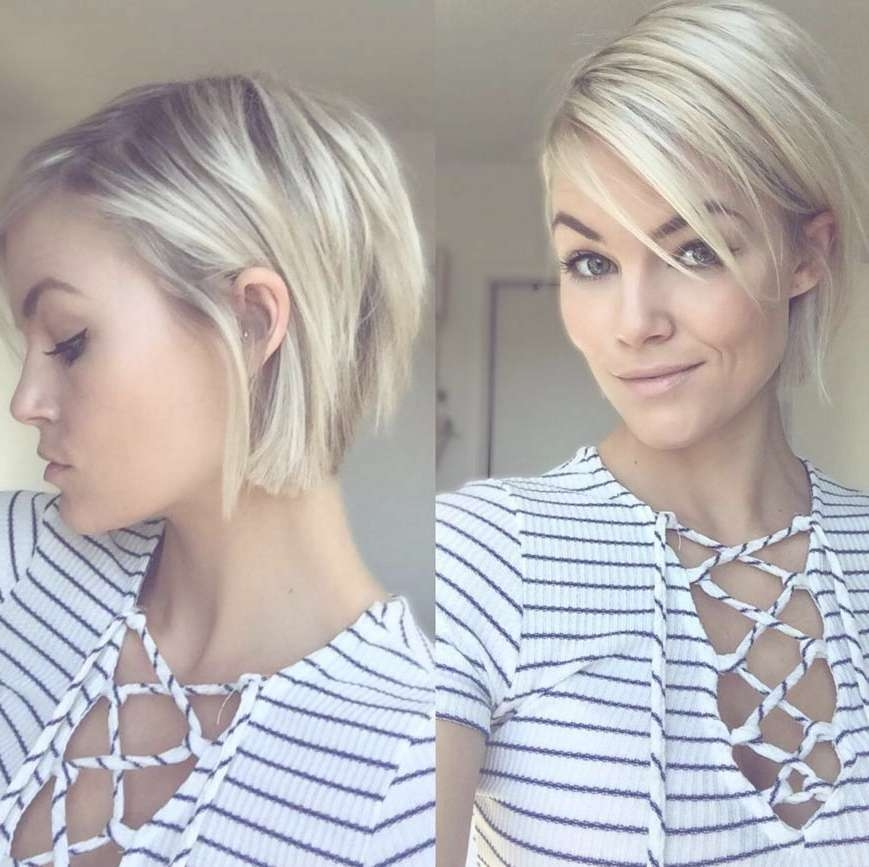 100 Short Hairstyles For Women: Pixie, Bob, Undercut Hair For Bob Haircuts With Undercut (View 15 of 15)