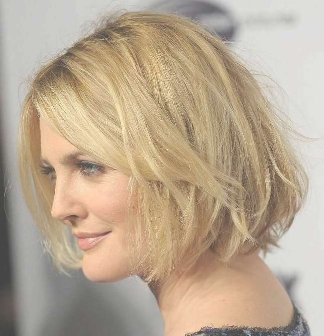11 Best Hair Images On Pinterest | Braids, Ideas And Funny Lady Intended For Drew Barrymore Bob Hairstyles (View 9 of 15)