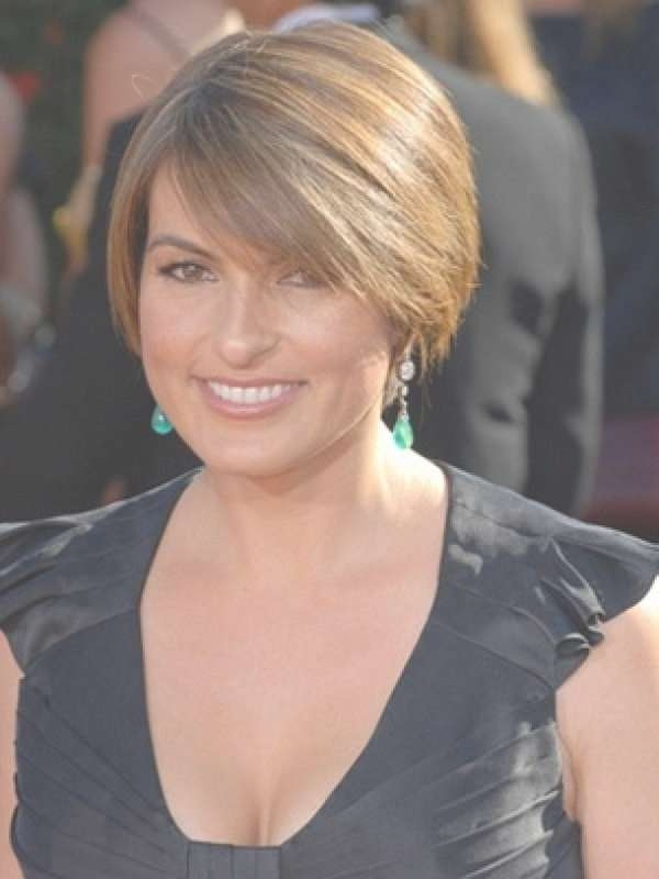 110 Best Short Hairstyles For Women Images On Pinterest Throughout Bob Haircuts For 40 Year Olds (View 13 of 15)