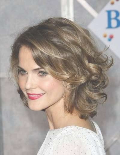 111 Amazing Short Curly Hairstyles For Women To Try In 2017 Pertaining To Layered Bob Haircuts For Thick Wavy Hair (View 12 of 15)