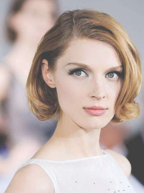 117 Best Bob Hairstyles Images On Pinterest   Hairstyle, Plaits Regarding Wedding Updos For Bob Haircuts (View 15 of 15)
