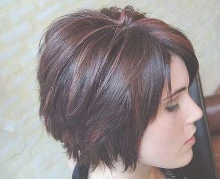 12 Fabulous Short Layered Bob Hairstyles – Pretty Designs Within Short Layered Bob Haircuts (View 9 of 15)