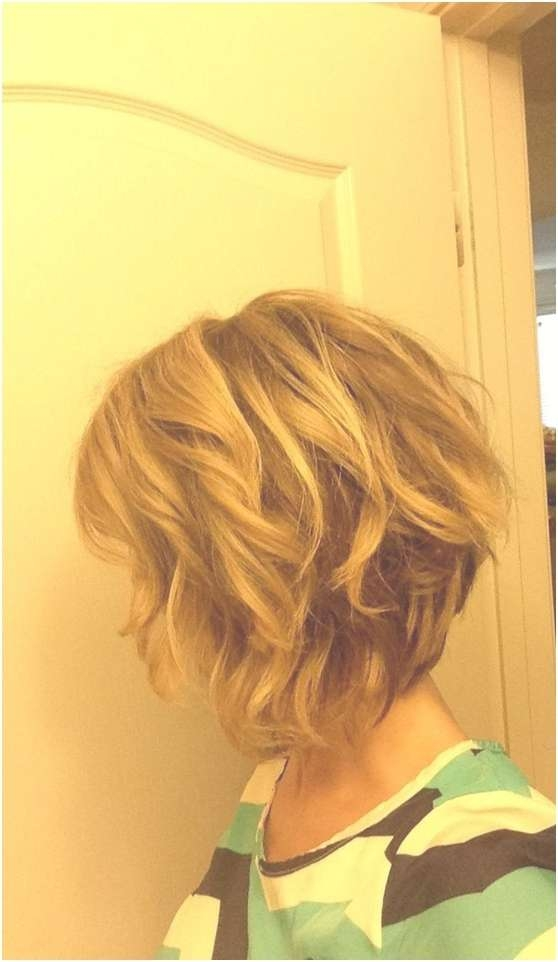 12 Stylish Bob Hairstyles For Wavy Hair – Popular Haircuts Regarding Layered Bob Haircuts For Wavy Hair (View 5 of 15)