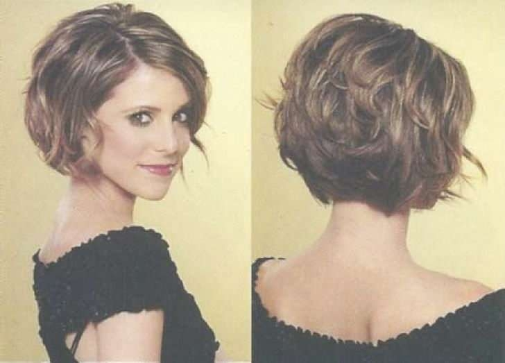 13 Best Hair Possibilities Images On Pinterest | Hairstyles Regarding Short Bob Hairstyles For Thick Wavy Hair (View 3 of 15)