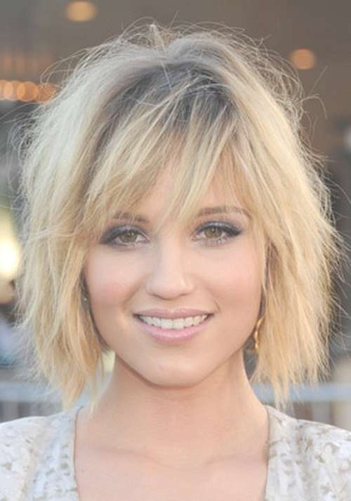 13 Short Hairstyles For Long Faces 2016 For Short Bob Haircuts For Long Faces (View 15 of 15)