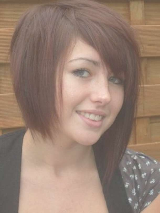 15 Collection Of Emo Bob Haircuts