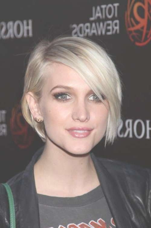 View Gallery Of Ashlee Simpson Bob Haircuts Showing 14 Of 15 Photos