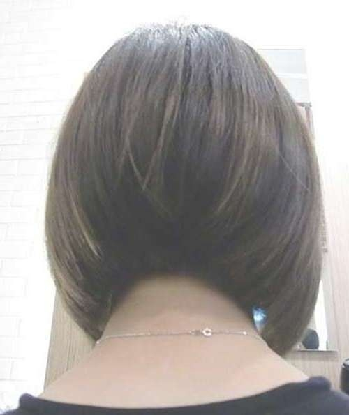 15 Best Back View Of Bob Haircuts | Short Hairstyles 2016 – 2017 Pertaining To Back Views Of Short Bob Haircuts (View 3 of 15)
