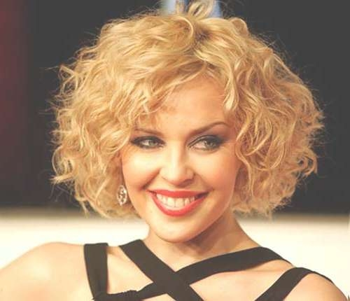 15 Best Bob Haircuts For Round Faces | Bob Hairstyles 2017 – Short Pertaining To Bob Hairstyles For Round Faces And Curly Hair (View 12 of 15)