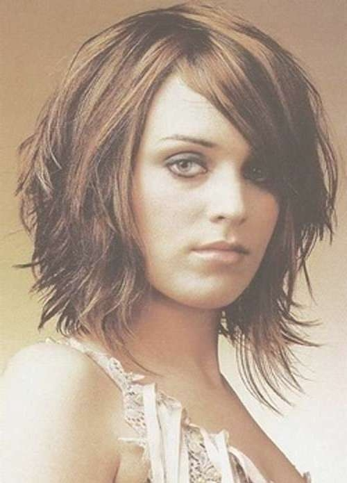 15 Best Bob Haircuts For Thick Hair | Bob Hairstyles 2017 – Short Inside Layered Bob Haircuts For Thick Hair (View 5 of 15)