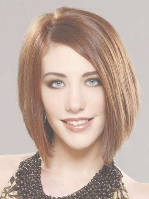 15 Best Bob Hairstyles For Oval Faces | Bob Hairstyles 2017 With Regard To Bob Haircuts For Long Faces (View 4 of 15)