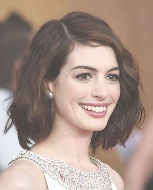 15 Best Bob Hairstyles For Wavy Hair   Bob Hairstyles 2017 – Short Inside Bob Haircuts For Wavy Hair (View 7 of 15)