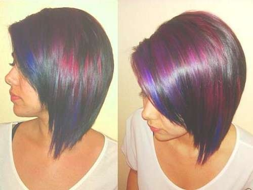 View Photos Of Short Funky Bob Haircuts Showing 11 Of 15 Photos