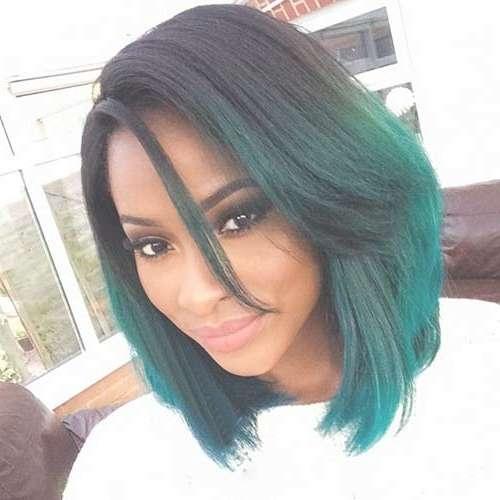 15 Black Girl Short Bob Hairstyles | Short Hairstyles 2016 – 2017 Intended For Bob Haircuts For Black Girls (View 3 of 15)