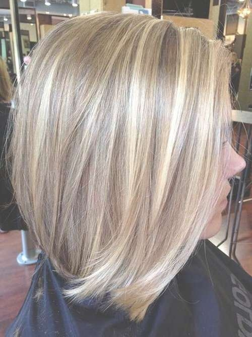 15 Blonde Bob Hairstyles | Short Hairstyles 2016 – 2017 | Most Within Long Blonde Bob Hairstyles (View 9 of 15)