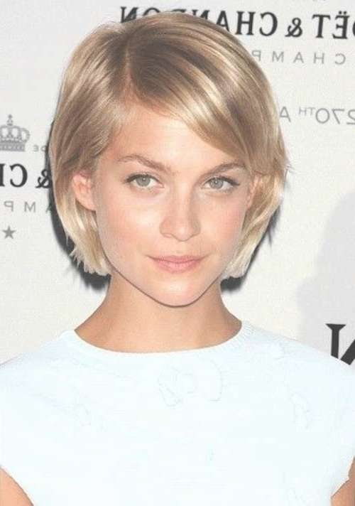 15 Blonde Short Bob | Bob Hairstyles 2017 – Short Hairstyles For Women Throughout Blonde Short Bob Haircuts (View 11 of 15)