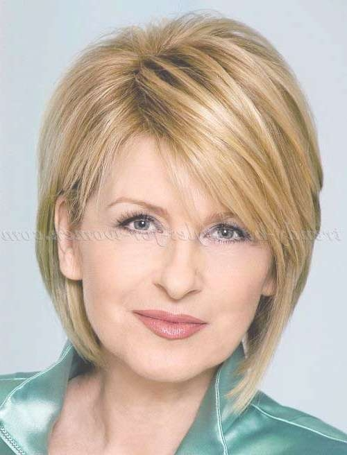 15+ Bob Haircuts For Women Over 50 | Bob Hairstyles 2017 – Short Inside Bob Hairstyles Women Over (View 1 of 15)