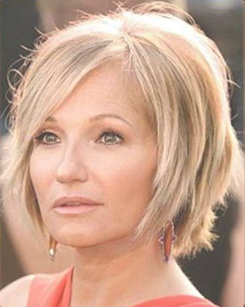 Featured Photo of Bob Haircuts For Older Women