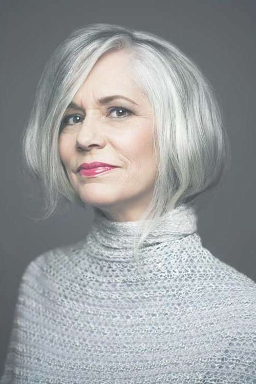 15 Chic Bobs For Older Women | Bob Hairstyles 2017 – Short Regarding Bob Hairstyles For Older Women (View 14 of 15)