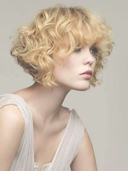Displaying Gallery of Permed Bob Haircuts (View 12 of 15 Photos)