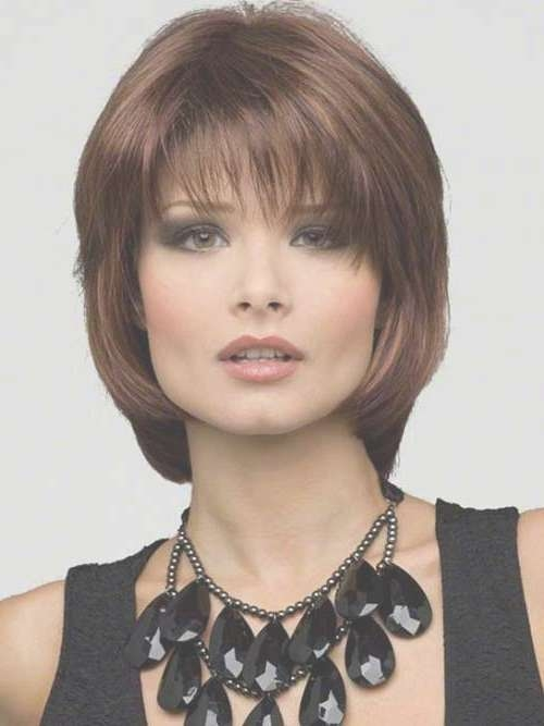 15+ Medium Length Bob With Bangs | Bob Hairstyles 2017 – Short In Medium Bob Hairstyles With Bangs (View 13 of 15)