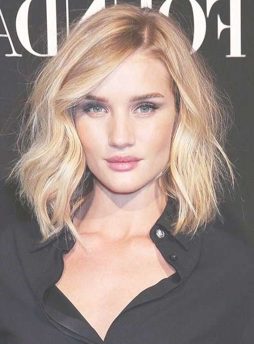15 New Long Bob For Round Faces | Bob Hairstyles 2017 – Short Regarding Bob Hairstyles For Round Faces And Curly Hair (View 8 of 15)