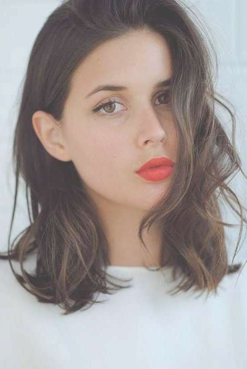 15 best collection of brunette long bob haircuts 15 popular brunette bob hairstyles short hairstyles 2016 2017 throughout brunette long bob haircuts winobraniefo Choice Image