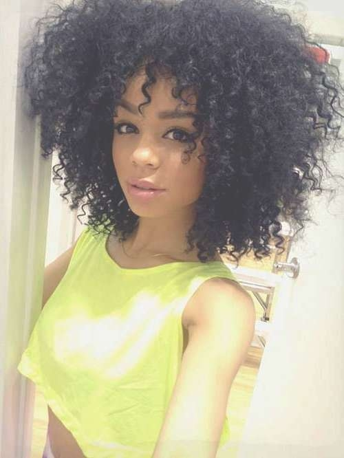 Featured Photo of Afro Bob Haircuts