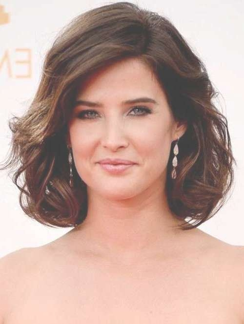 15 Short Hairstyles For Thick Wavy Hair | Short Hairstyles Throughout Bob Haircuts For Thick Wavy Hair (View 15 of 15)