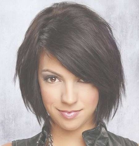 Explore Gallery Of Funky Bob Haircuts Showing 9 Of 15 Photos