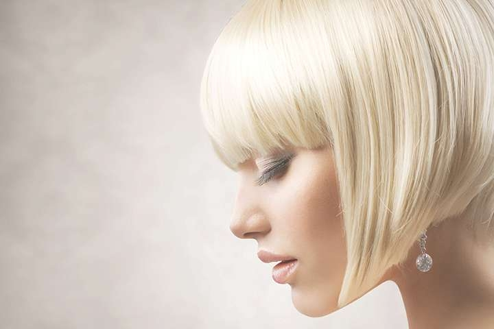 17 Stylish Hairstyles And Haircuts For Teenage Girls Inside Bob Haircuts For Teenage Girl (View 11 of 15)