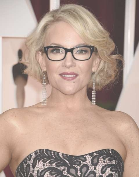 18 Modern Short Hair Styles For Women – Popular Haircuts Inside Bob Haircuts And Glasses (View 12 of 15)