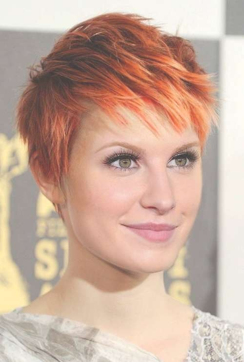 189 Best Hayley Williams Images On Pinterest | Music, Artists And Throughout Hayley Williams Bob Haircuts (View 10 of 15)