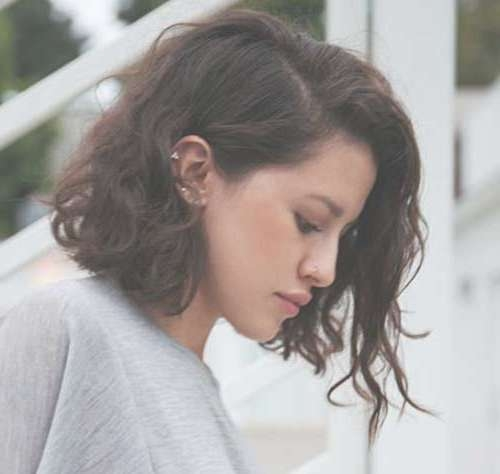 20 Best Curly Bob Hairstyles | Bob Hairstyles 2015 – Short Within Short Curly Bob Haircuts (View 6 of 15)