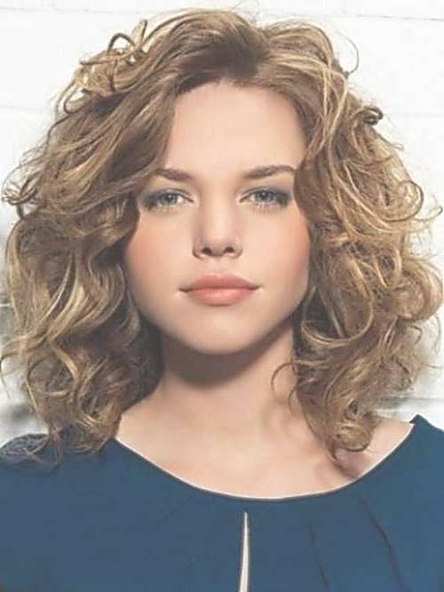 20+ Best Haircuts For Thick Curly Hair | Hairstyles & Haircuts With Bob Hairstyles For Curly Thick Hair (View 3 of 15)