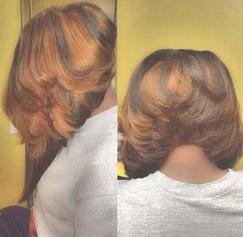Featured Photo of African American Bob Haircuts With Layers