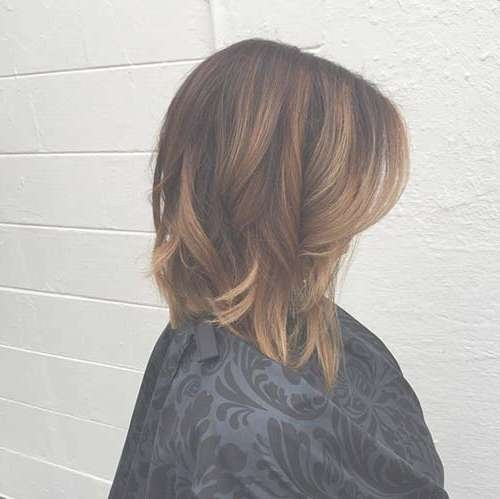 20 Best Long Bob Ombre Hair | Short Hairstyles 2016 – 2017 | Most With Bob Hairstyles With Ombre (View 4 of 15)