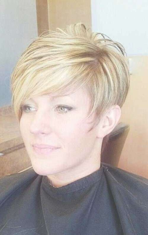 15 Best Collection of Short Bob Haircuts For Over 50