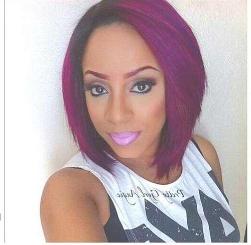 20 Black Girl Bob Hairstyles 2014 – 2015 | Bob Hairstyles 2017 In Black Girl Bob Haircuts (View 8 of 15)